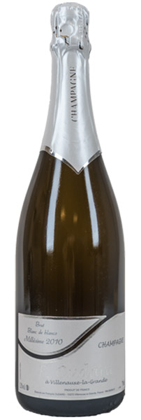 Champagne Oudard Millésime 2010