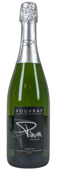 Domaine Damien Pinon - Vouvray brut