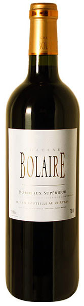 chateau bolaire 2012