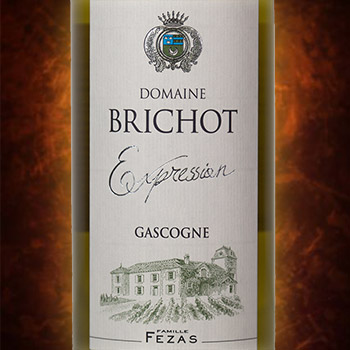 Domaine Brichot – Expression blanc 2017