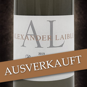 Alexander Laible – Riesling Grenzenlos *** 2019